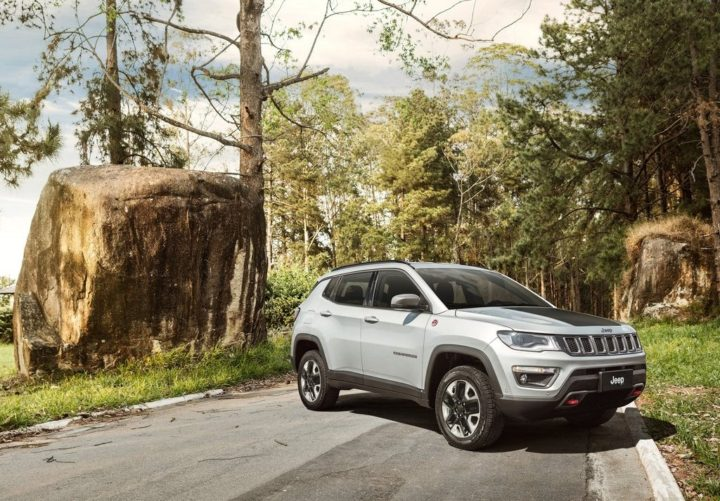 Jeep Compass India 2017