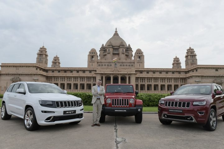 Jeep Compass 2017 India Launch