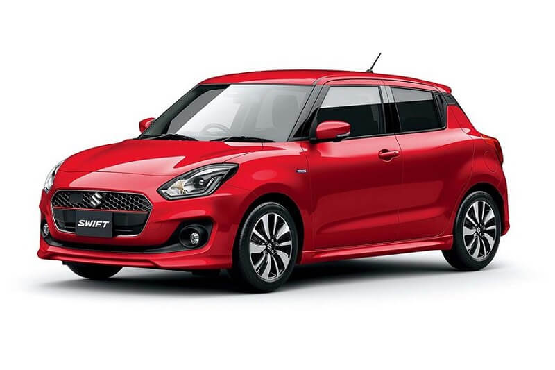 New Maruti Swift 2017