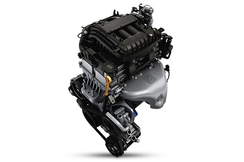 Chevrolet Beat 2016 Petrol Engine