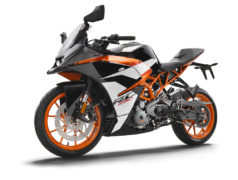 New 2017 KTM RC 390 India