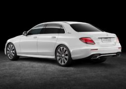 2017 Mercedes E Class India Images