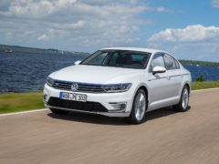 New Volkswagen Passat 2017 India