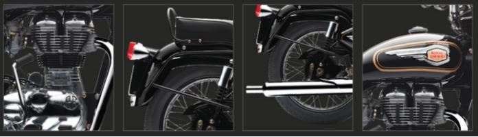 Royal Enfield Bullet Features
