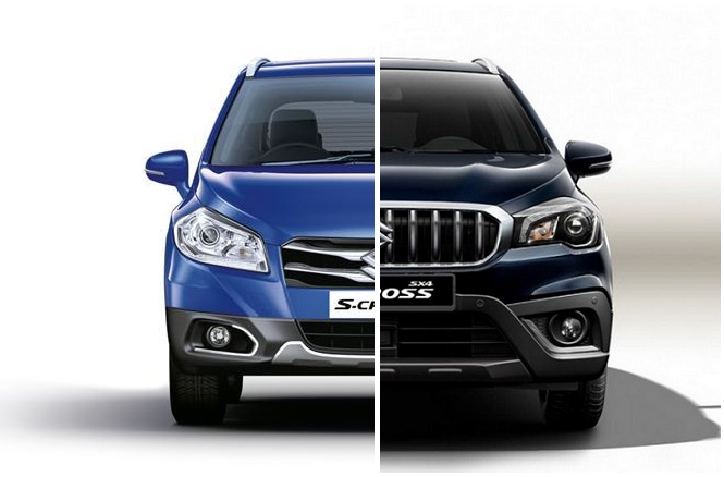 maruti-s-cross-old-vs-new
