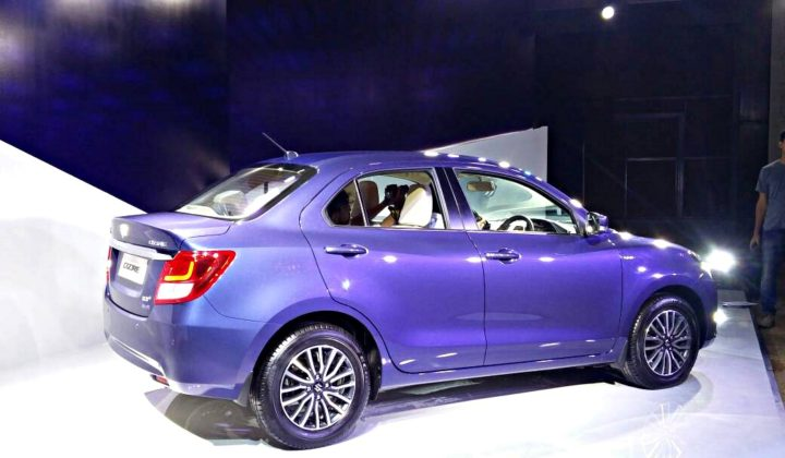 price of swift dzire