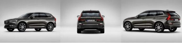 2018 Volvo XC60 Official Images