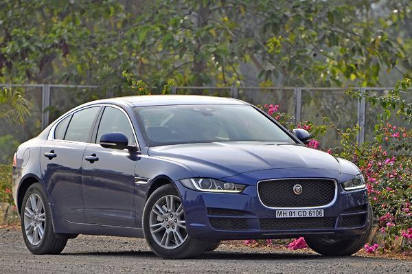 Jaguar XE Diesel India