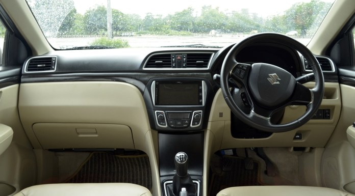 Maruti-Ciaz-Metallic-Interiors 2