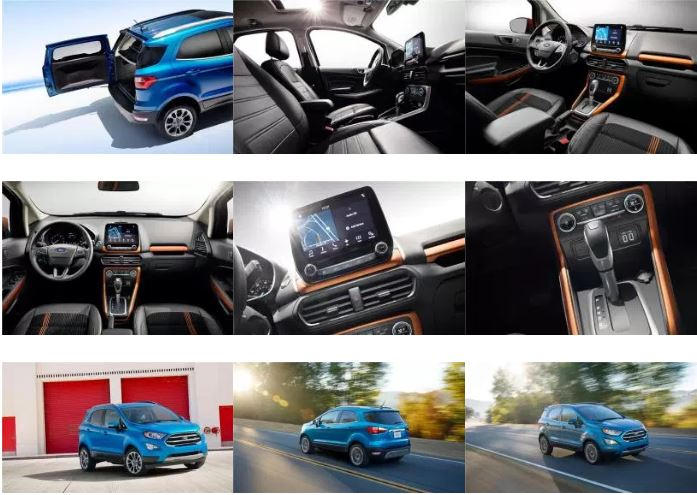 New Ford EcoSport Images 2