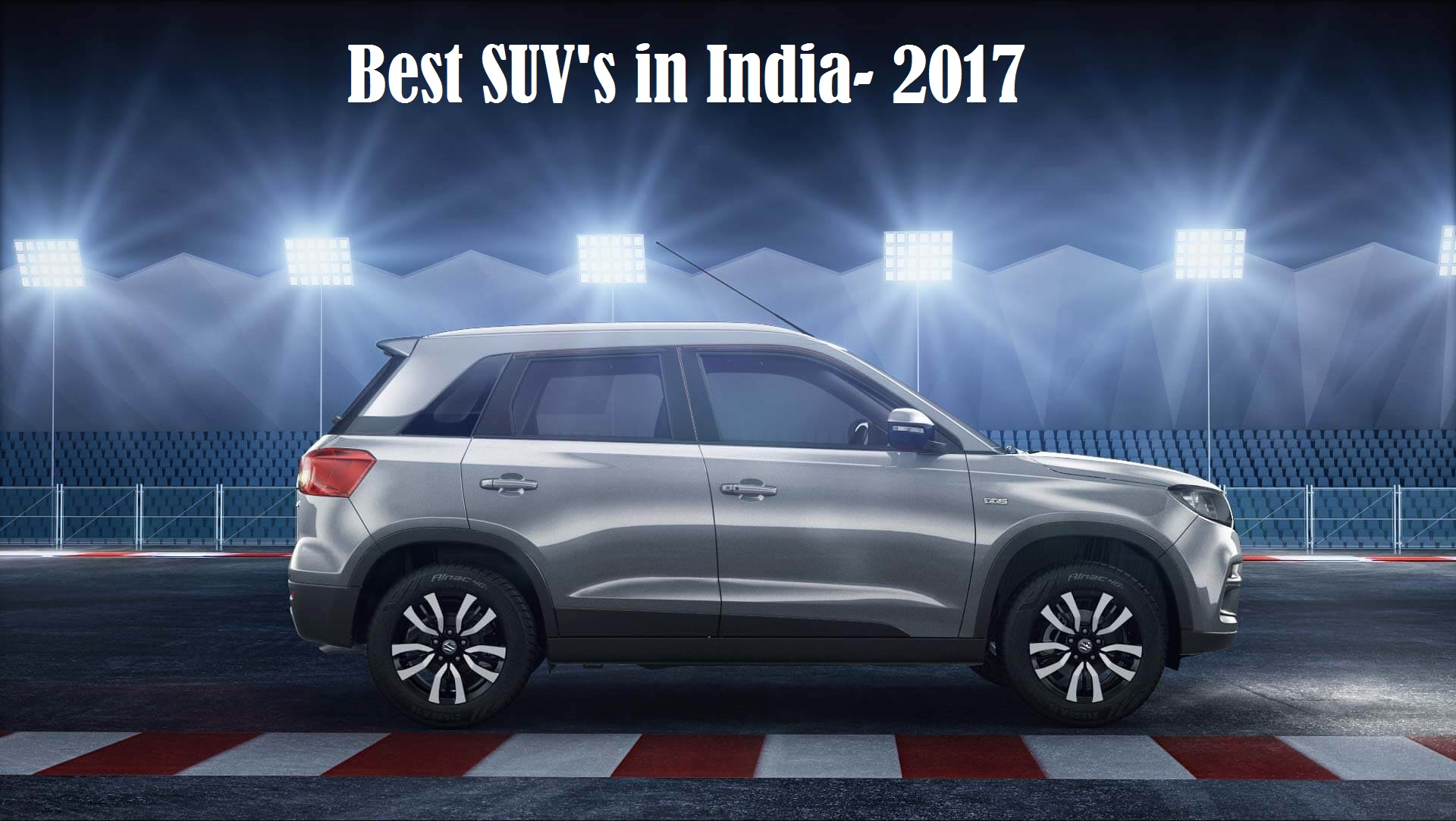 Best SUVs in India