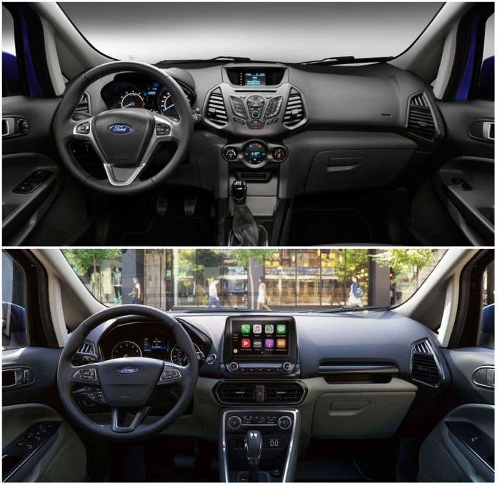 ford-ecosport-old-vs-new-interiors