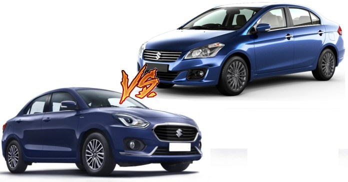 new-2017-maruti-dzire-vs-maruti-ciaz-comparison