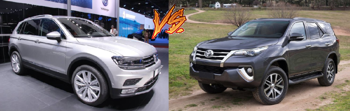 volkswagen-tiguan-vs-toyota-fortuner-comparison-front-angle-image