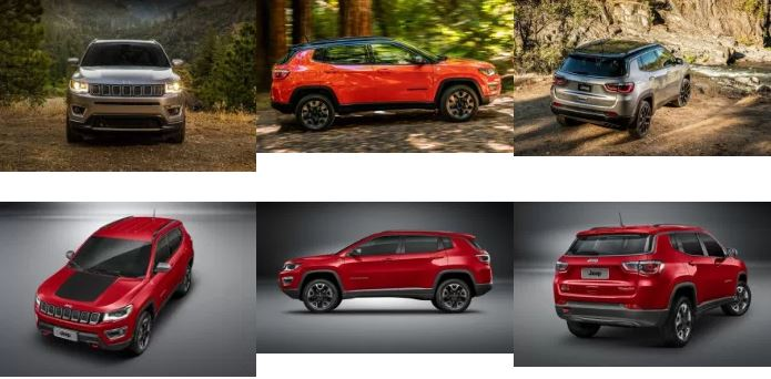 Jeep Compass Official Images