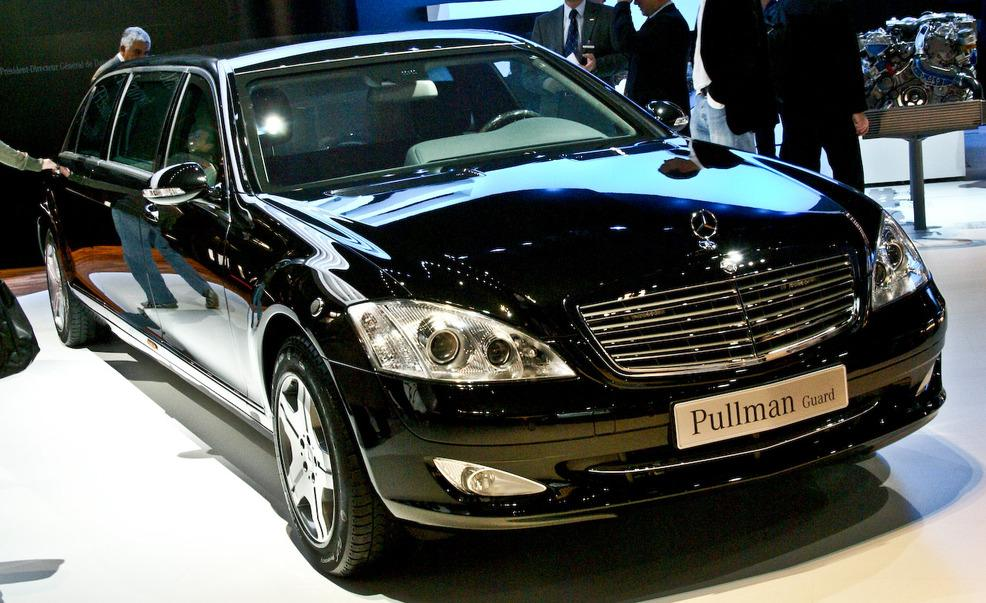 President of India Car