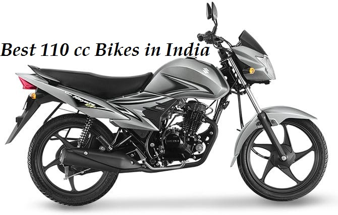 best 110cc bike in india 2017