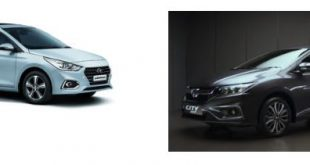 New Hyundai Verna vs Honda City