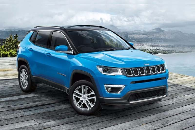 jeep compass 2018 india price list