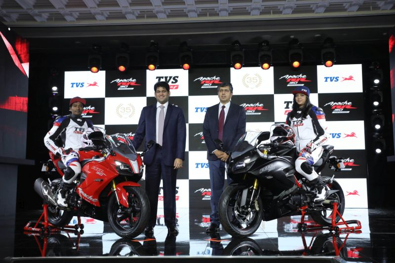 TVS-Apache-RR-310-Launched