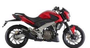 Bajaj Dominar 400 Racing Red
