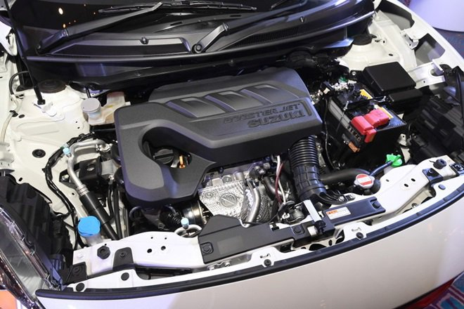 Maruti Suzuki Swift 2018 engine