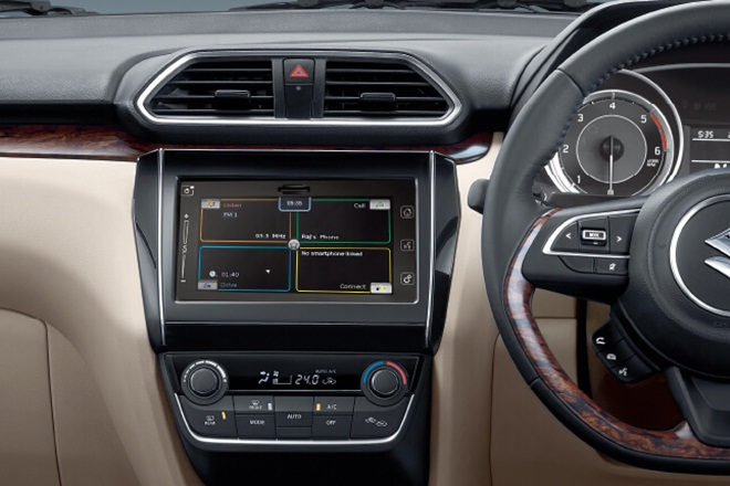 Touchscreen Infotainment Systems