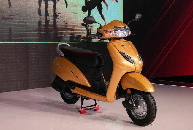 Honda Activa 5G Automatic Scooter 1