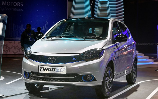 Tigor Electric Vehicle