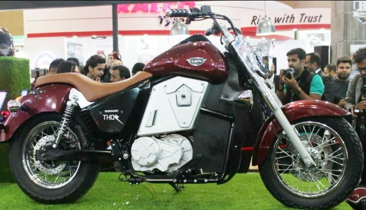 UM Renegade Thor Electric Bike a