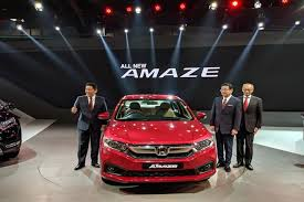 all new amaze launch