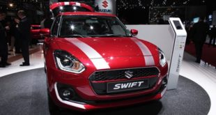 new maruti suzuki swift 2018 b