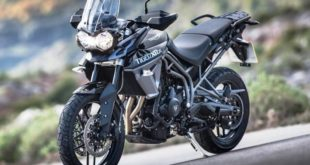 All-new 2018 Triumph Tiger 800 Bike