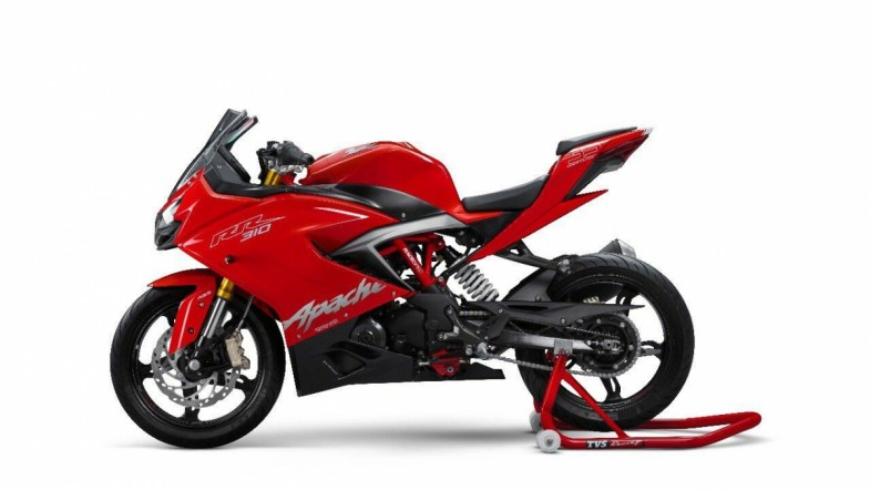 TVS Apache RR310 Race Edition