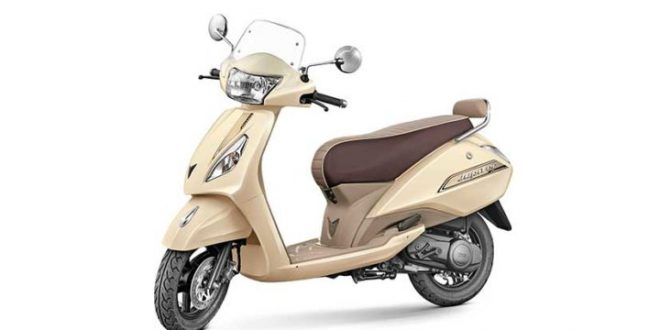 TVS Jupiter Electric