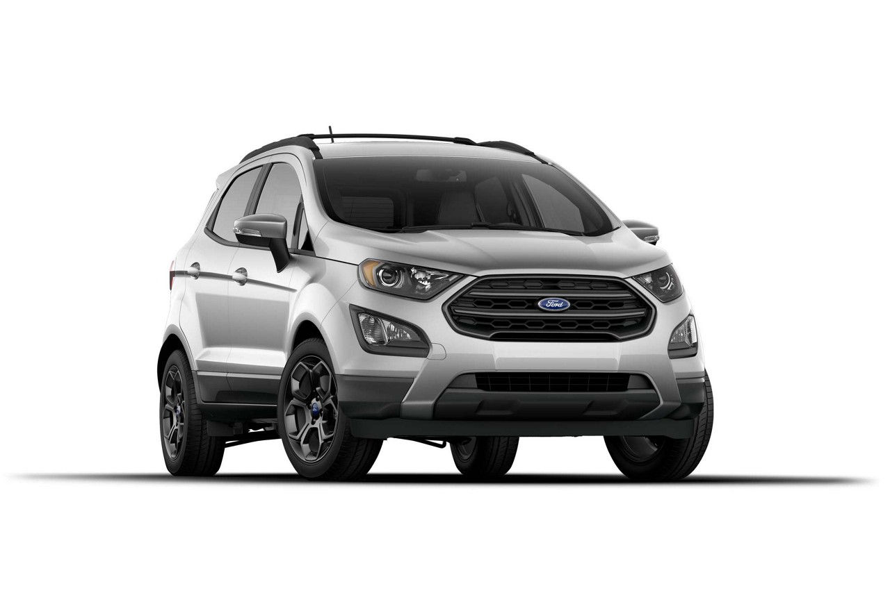 Hottest new SUVs – Ford EcoSport S