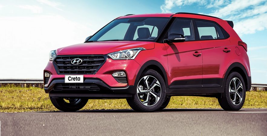 Hottest new SUVs – Hyundai Creta Facelift
