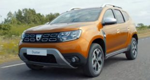 Hottest new SUVs - Renault Duster